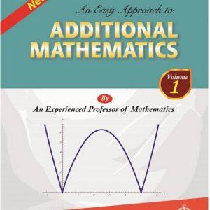 Additional Mathematics Vol. 1