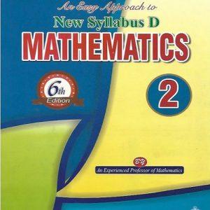 New Syllabus D Mathematics 2