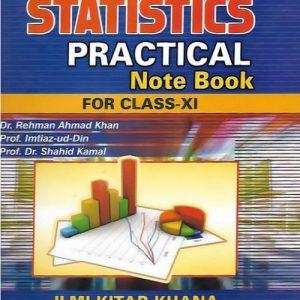 Statistics Practical Notebook