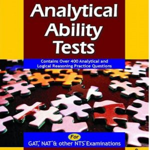 Analytical Ability Tests