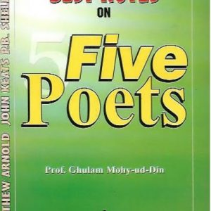 Best Note on Five Poets