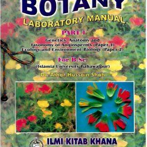 Botany Laboratory Manual
