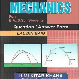 An Easy Approach to Mechanics