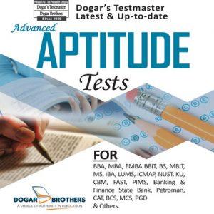 Advanced Aptitude Tests