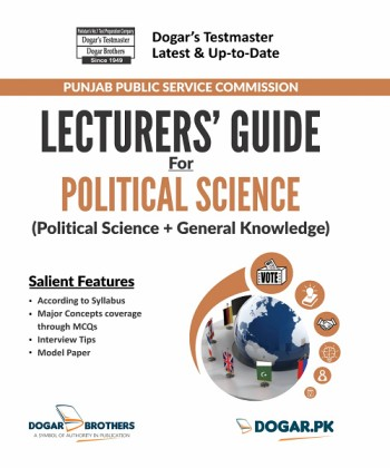 Lecturers Guide Political Science