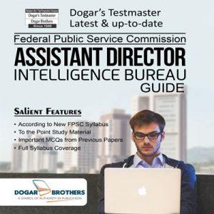 Assistant Director: Intelligence Bureau
