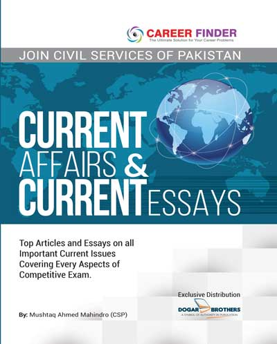 Current Affairs and Current Essays