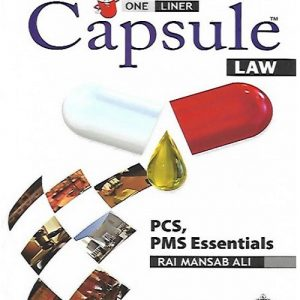 One Liner Capsule: LAW