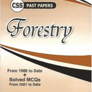 CSS Past Papers: Forestry