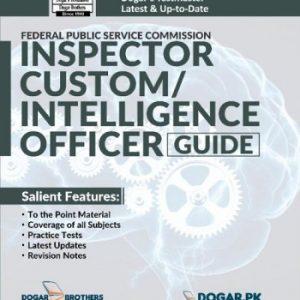 Inspector Custom / Intelligence Officer Guide