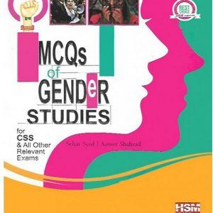 MCQs of Gender Studies