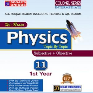 Physics Afzal Ijaz Younas