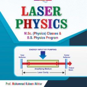 Laser Physics Kaleem Akhtar