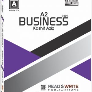 A2 Business Revision Notes Series