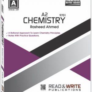 Chemistry Rasheed Ahmed Series