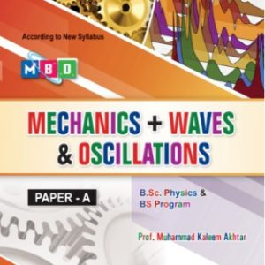 Mechanics Waves Oscillations Kaleem