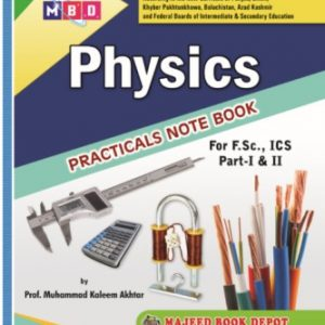 Physics Practicals Notebook