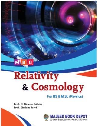Relativity Cosmology Kaleem Akhtar