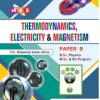 Thermodynamics Electricity Magnetism Kaleem