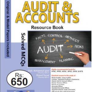 Audit & Accounts Resource Book
