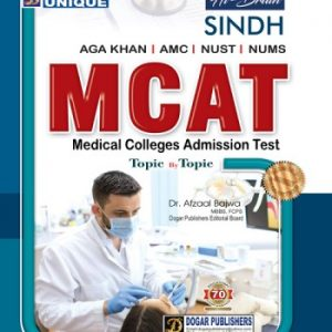 MCAT Topic by Topic | Sindh | AMC | NUST | NUMS | Aga Khan