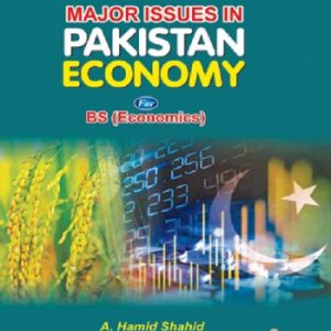 Major Issues in Pakistan Economy