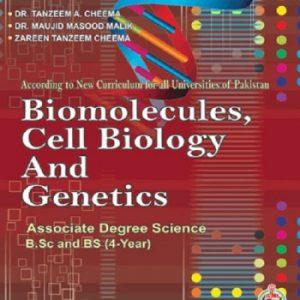 Biomolecules Cell Biology Genetics