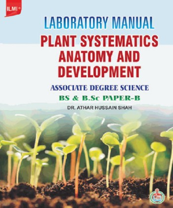 Laboratory Manual Plant Systematics
